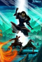 The Amazing Team Avatar by SolKorra
