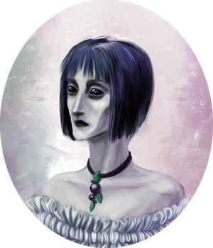 Blueberry II by Wuetend-Tee