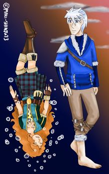 OTP Challenge 15- Another clothing style by Mew-Mew-Mari-Shinju