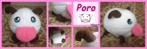 Poro Plush - Fleece by Kai45