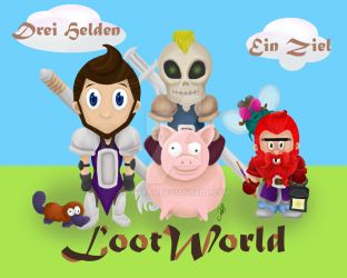 Loot World by Pweets