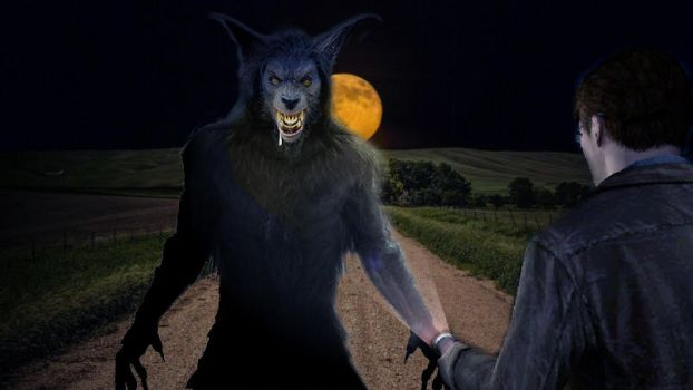 Creature of the night by Mago2007