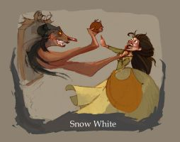 Snow White by jbsdesigns