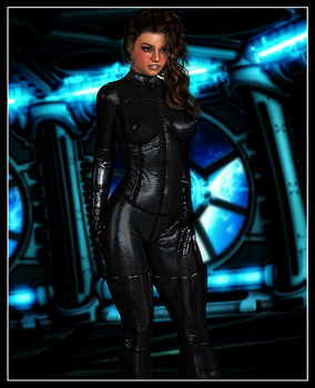 Rhiannon T'Jarell by Ambient-Vibe