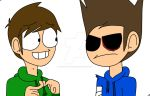 Eddsworld Re-Created Scene: The End (Part 1) by joshuacarlbaradas
