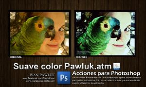 Suave color Pawluk by ipawluk