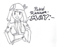 Pokemon Ranger May. by Ford206