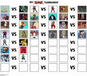 Duels of YGO Data Duels pt. 2 by MarioFanProductions