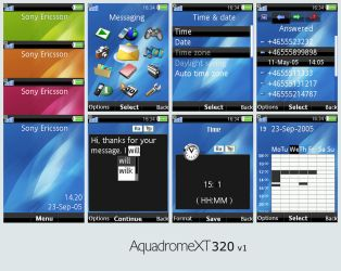 AquadromeXT320 v1 by eminanza