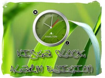 Vista Clock Alarm Edition by rodfdez