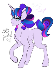 Adopt! RariTwi by Percy-McMurphy