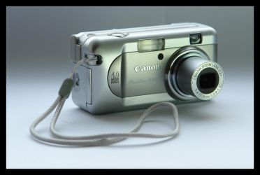 Canon a410 by Cavin