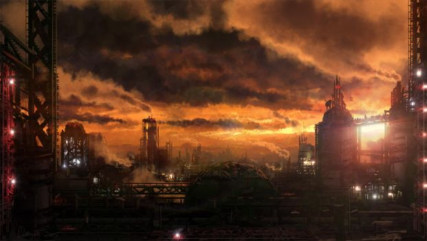 Environment: POLLUTION by inetgrafx