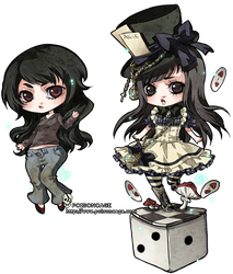 ::chibi comm 4 theina:: by rann-poisoncage