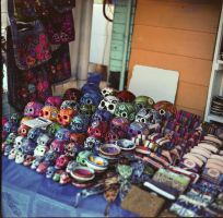 Calaveras by ImJustDEO