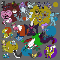 CCaverns:: Pokemon Adopts (Open!)