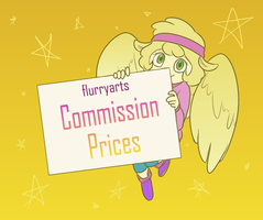 UPDATED Commission Prices by vocaloidCyborg