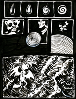 Good Little God page 1.7 by skeletonzoo