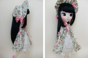 Classic Lolita for Pullip by squish-tish