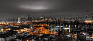 Queens NY II by Aerostylaz