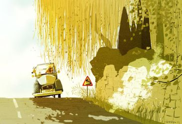 Down South by PascalCampion