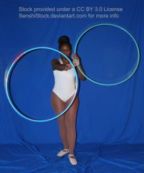 Double Hoop - [Figure Model Pose Reference] by SenshiStock