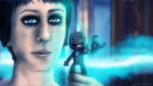 Little Big Planet 2+Ladytron = Death By Shockolate by Anagram-Daine