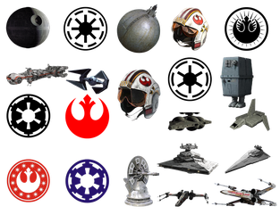 Star Wars Icons Pack-1 by 1darthvader