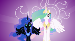 Royal Sisters by FallingRain22