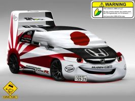 JDM civic_D.U.R.C.I design by DURCI02