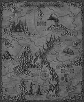 Map of Ur - The Black Land by Sarithus