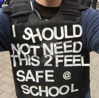 Protest Vest by SpaceRocker1994