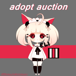 ADOPT AUCTION - closed by EliKitsune