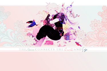 #ClerithWeek CloudxAerith Celebration by Stray-Arrows