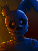 Springtrap by Aahrs
