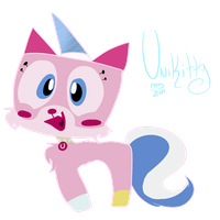Unikitty!!! by ceeceeroxx