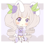 [RAFFLE] Moyashi Adopt #2 - CLOSED by Moonx3
