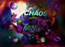 Chaos is My Mind by alesfuck
