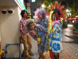 Ganguro Guys by 56danielle56