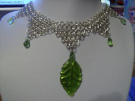 green chainmail by specialmajick