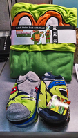 TMNT Socks and PJs by ThatTMNTchick