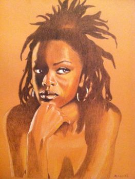 Lauryn hill 2 by dezz1977