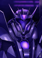 Poll #1 winner: Soundwave by ForgottenHope547