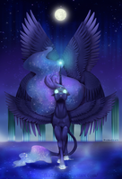 Luna (MLP) by Nifka22-02
