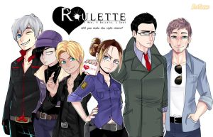 Roulette: 541 Thriller Dating Sim coming soon by Thirt13nXIII