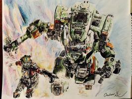 Titanfall 2 by Christianandrew117