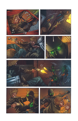 The Luminous FireFly Issue #1 - Pg. 11 by RapidFireEnt