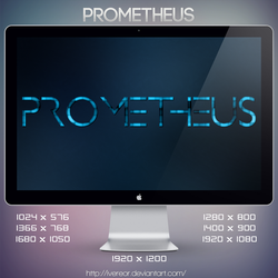 Prometheus by iVereor