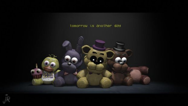 another fnaf 3 official - photo #9