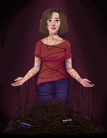 why would a dead girl lie? by jordynarily